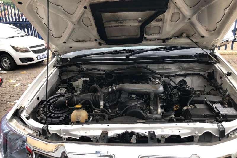 Toyota Hilux Double Cab HILUX 2.4 GD 6 SRX 4X4 A/T P/U D/C 2013