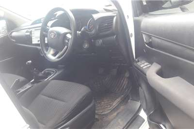 Used 2016 Toyota Hilux Double Cab HILUX 2.4 GD 6 SRX 4X4 A/T P/U D/C