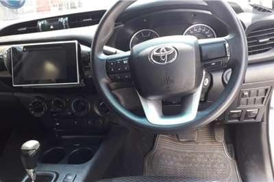 Toyota Hilux Double Cab HILUX 2.4 GD 6 SRX 4X4 A/T P/U D/C 2017