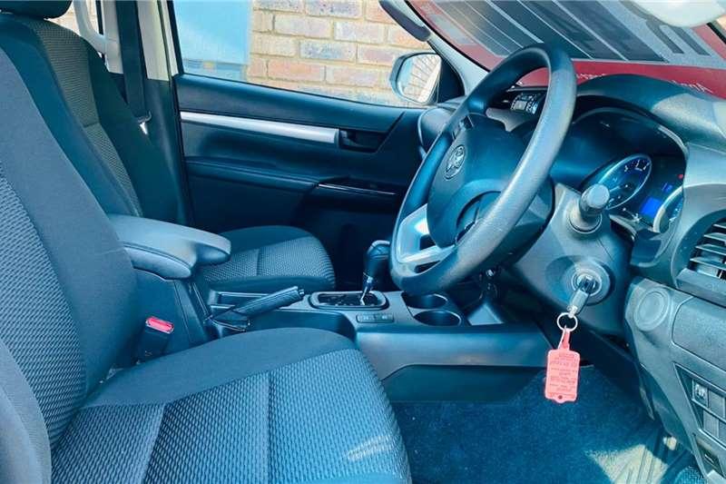 Toyota Hilux Double Cab HILUX 2.4 GD 6 SRX 4X4 A/T P/U D/C 2018