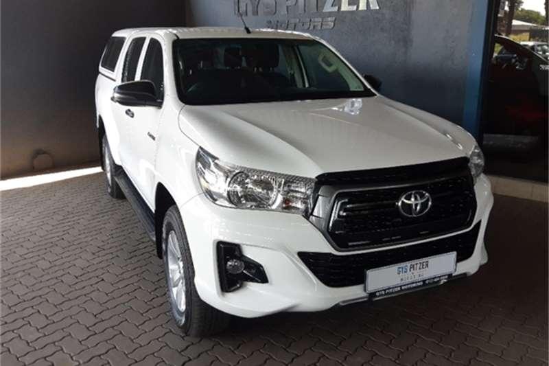 Toyota Hilux Double Cab HILUX 2.4 GD 6 SRX 4X4 A/T P/U D/C 2019