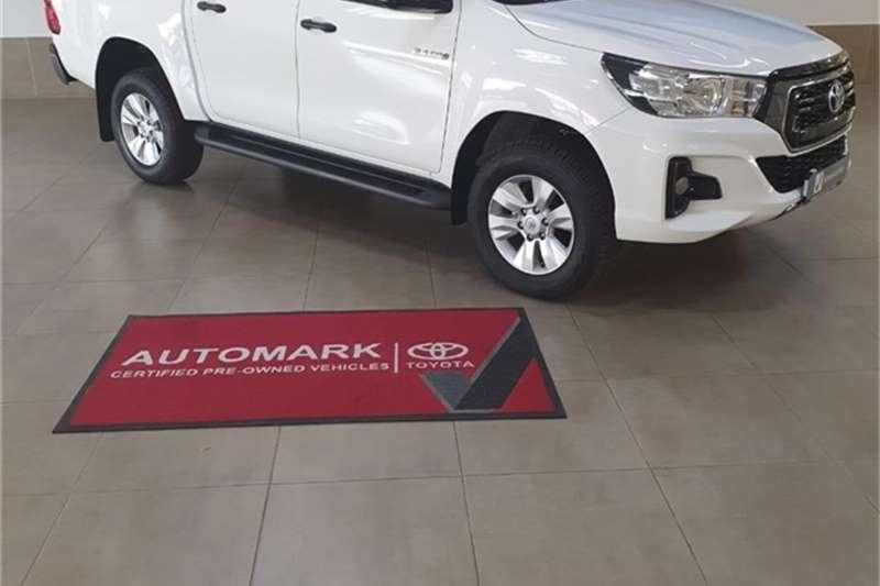 Toyota Hilux Double Cab HILUX 2.4 GD 6 SRX 4X4 A/T P/U D/C 2020