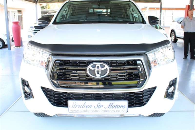 2020 Toyota Hilux double cab HILUX 2.4 GD-6 SRX 4X4 A/T P/U D/C