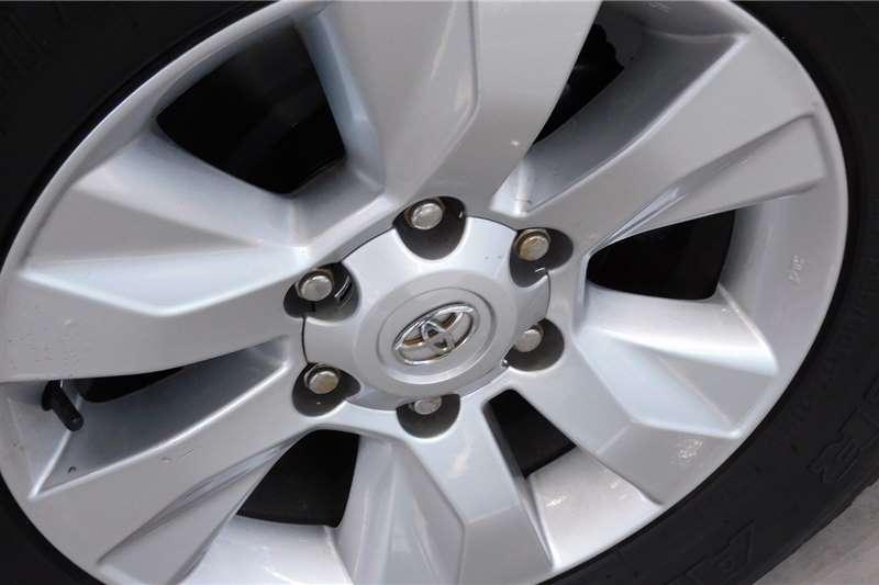Used 2017 Toyota Hilux Double Cab HILUX 2.4 GD 6 SRX 4X4 P/U D/C