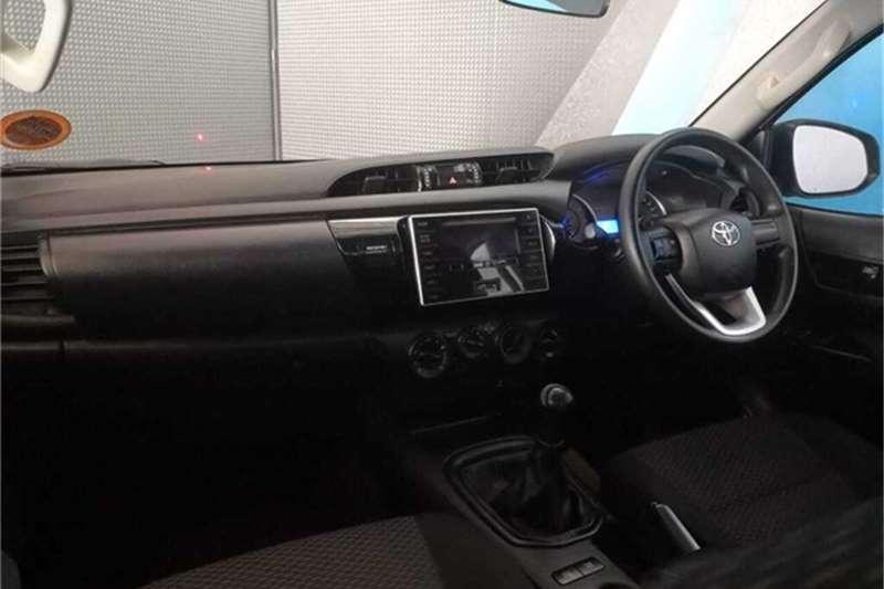 Toyota Hilux Double Cab HILUX 2.4 GD 6 SRX 4X4 P/U D/C 2018