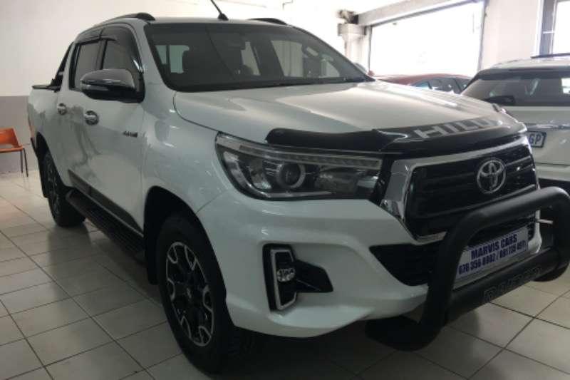 Toyota Hilux Double Cab HILUX 2.4 GD 6 SRX 4X4 P/U D/C 2019