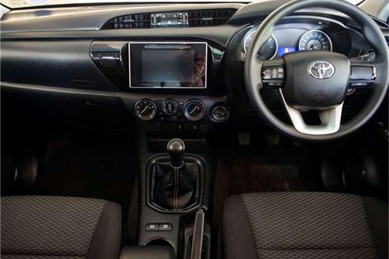 Toyota Hilux double cab HILUX 2.4 GD-6 SRX 4X4 P/U D/C 2019