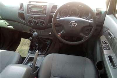 Toyota Hilux Double Cab HILUX 2.4 GD 6 SRX P/U D/C 4X4 2010