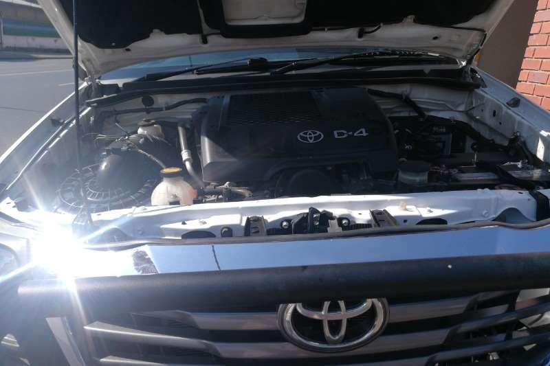 Toyota Hilux double cab HILUX 2.4 GD-6 SRX P/U D/C 4X4 2012