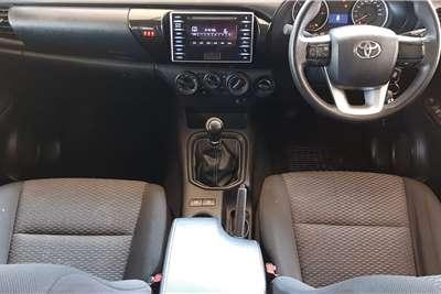 Toyota Hilux Double Cab HILUX 2.4 GD 6 SRX P/U D/C 4X4 2016