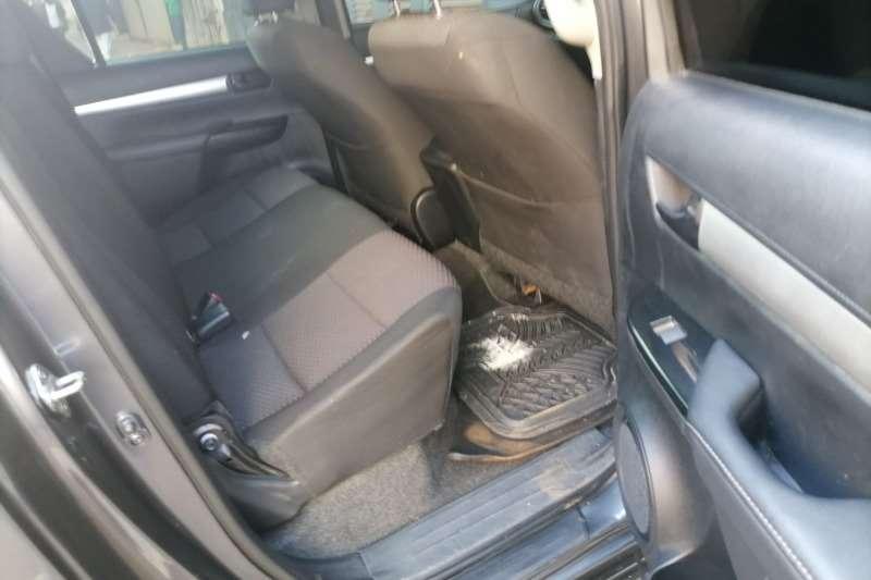 Used 2020 Toyota Hilux Double Cab HILUX 2.4 GD 6 SRX P/U D/C 4X4