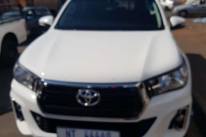 Used 2017 Toyota Hilux Double Cab HILUX 2.4 GD 6 SRX P/U D/C 4X4 A/T