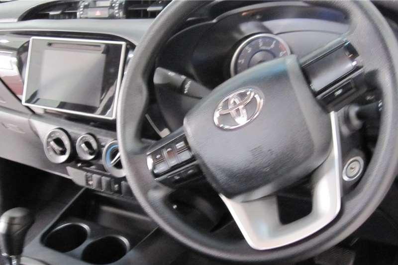 Toyota Hilux Double Cab HILUX 2.4 GD 6 SRX P/U D/C 4X4 A/T 2019