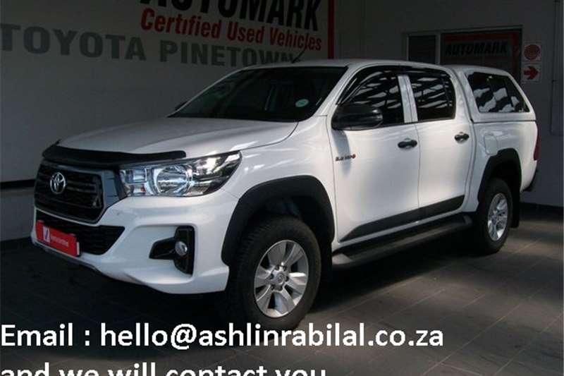 Toyota Hilux Double Cab HILUX 2.4 GD 6 SRX P/U D/C 4X4 A/T 2020