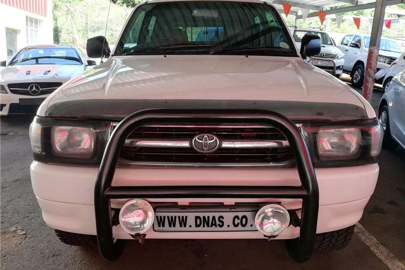 Toyota Hilux Double Cab HILUX 2.7 VVTi RB S P/U D/C 2000
