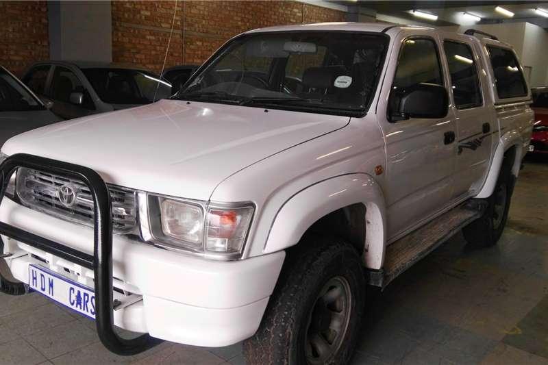 Toyota Hilux Double Cab HILUX 2.7 VVTi RB S P/U D/C 2001