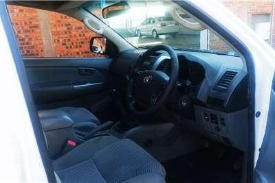Used 2009 Toyota Hilux Double Cab HILUX 2.7 VVTi RB S P/U D/C