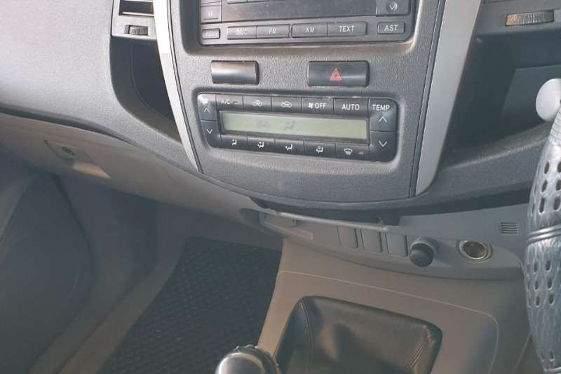 Used 2010 Toyota Hilux Double Cab HILUX 2.7 VVTi RB S P/U D/C