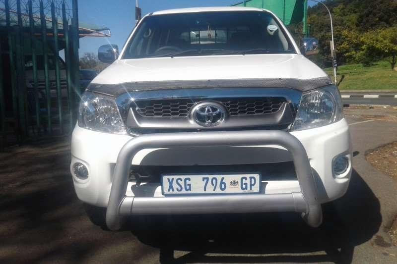 Toyota Hilux Double Cab HILUX 2.7 VVTi RB S P/U D/C 2011
