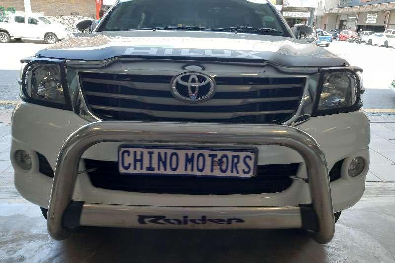 Toyota Hilux Double Cab HILUX 2.7 VVTi RB S P/U D/C 2012
