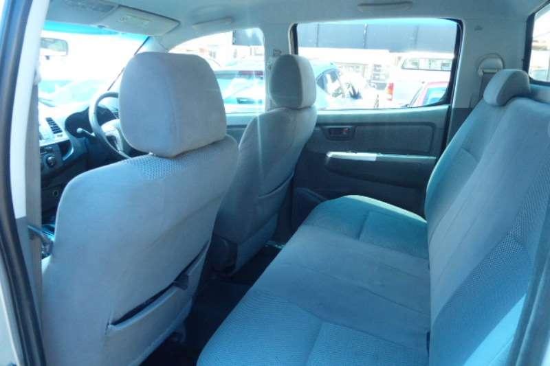 Toyota Hilux double cab HILUX 2.7 VVTi RB S P/U D/C 2013