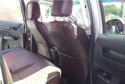 2016 Toyota Hilux double cab HILUX 2.7 VVTi RB S P/U D/C