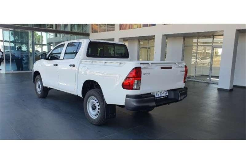2021 Toyota Hilux double cab HILUX 2.7 VVTi RB S P/U D/C