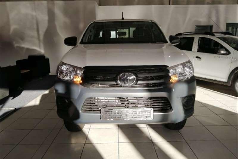 Used 2021 Toyota Hilux Double Cab HILUX 2.7 VVTi RB S P/U D/C