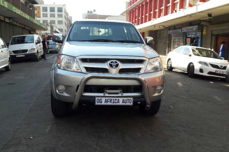 Toyota Hilux double cab HILUX 2.7 VVTi RB SRX P/U D/C 2008