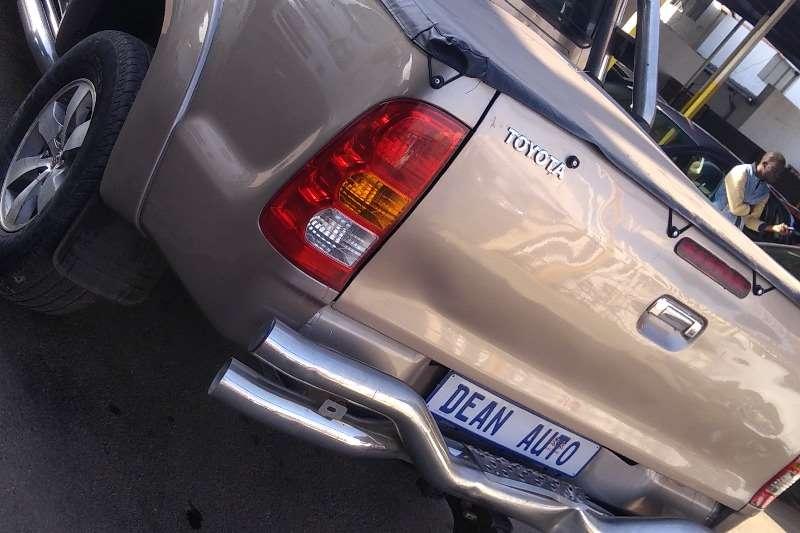 Used 2010 Toyota Hilux Double Cab HILUX 2.7 VVTi RB SRX P/U D/C