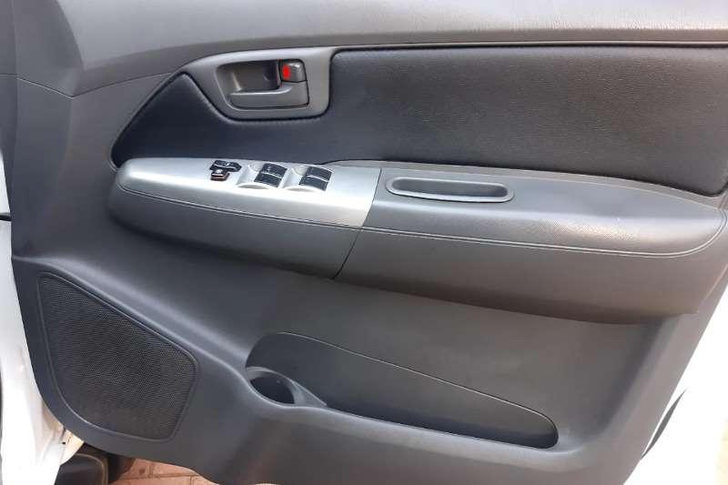 Used 2012 Toyota Hilux Double Cab HILUX 2.7 VVTi RB SRX P/U D/C
