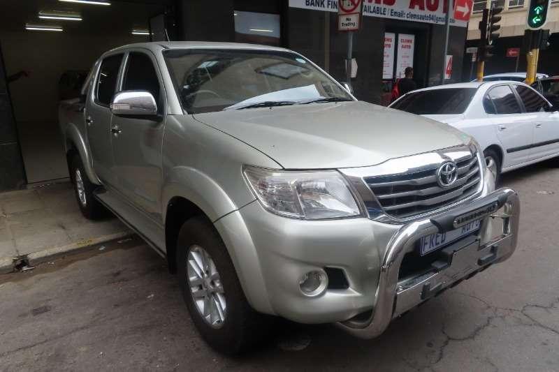 Toyota Hilux Double Cab HILUX 2.7 VVTi RB SRX P/U D/C 2013