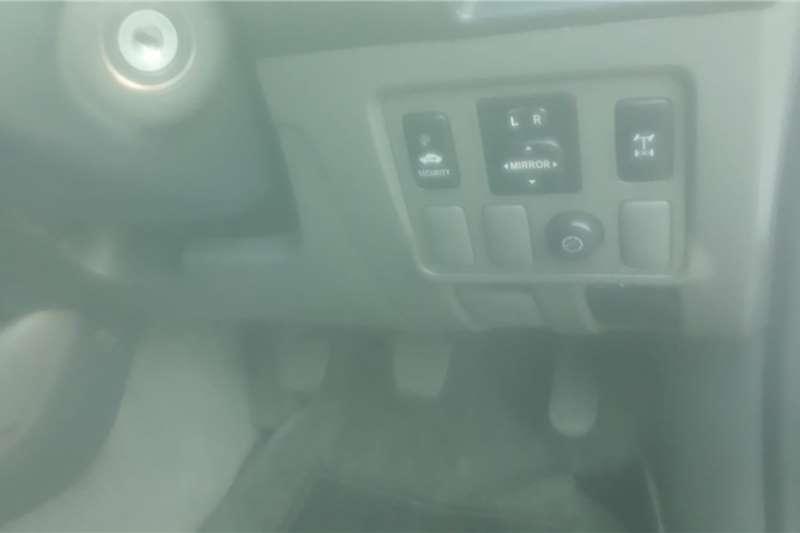 Used 2013 Toyota Hilux Double Cab HILUX 2.7 VVTi RB SRX P/U D/C