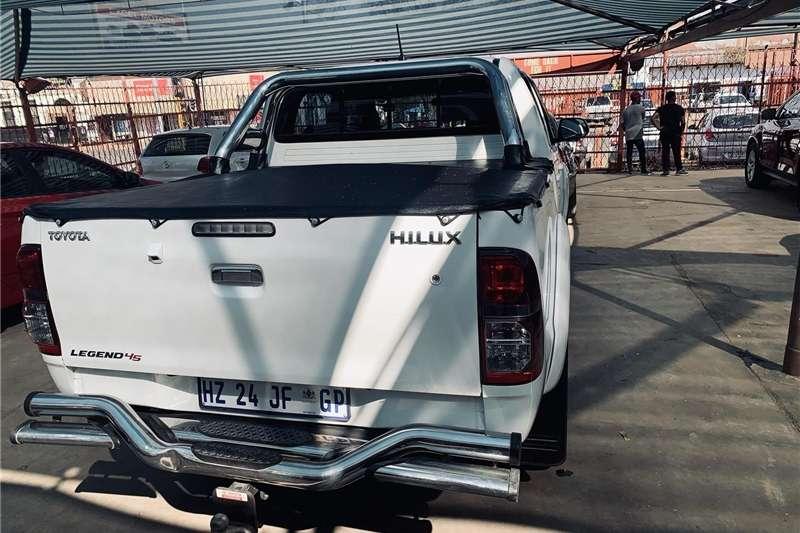 Toyota Hilux Double Cab HILUX 2.7 VVTi RB SRX P/U D/C 2014