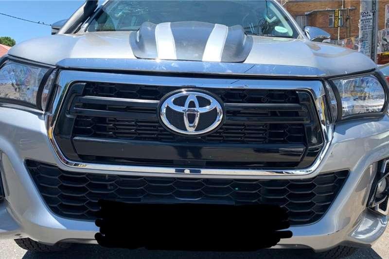 Toyota Hilux Double Cab HILUX 2.8 GD 6 GR S 4X4 A/T P/U D/C 2018