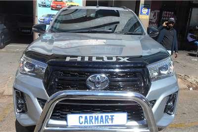 2018 Toyota Hilux double cab HILUX 2.8 GD-6 GR-S 4X4 A/T P/U D/C