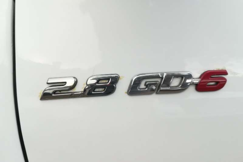Used 2018 Toyota Hilux Double Cab HILUX 2.8 GD 6 GR S 4X4 A/T P/U D/C