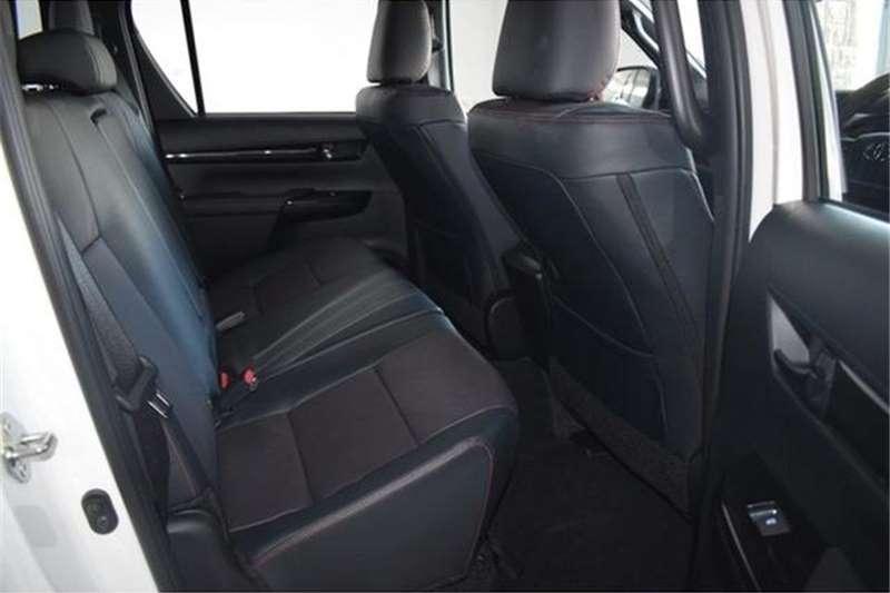 Toyota Hilux double cab HILUX 2.8 GD-6 GR-S 4X4 A/T P/U D/C 2019