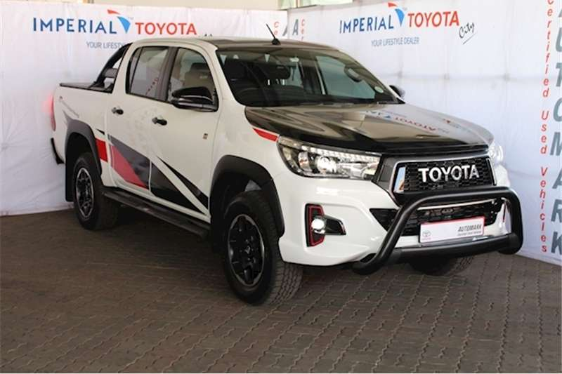 Toyota Hilux Double Cab HILUX 2.8 GD 6 GR S 4X4 A/T P/U D/C 2019