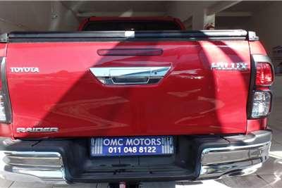 Used 2019 Toyota Hilux Double Cab HILUX 2.8 GD 6 GR S 4X4 A/T P/U D/C