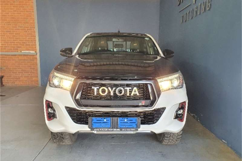Used 2019 Toyota Hilux Double Cab HILUX 2.8 GD 6 GR S 4X4 A/T P/U D/C
