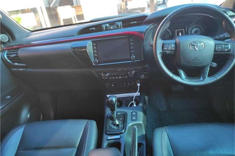 2020 Toyota Hilux double cab HILUX 2.8 GD-6 GR-S 4X4 A/T P/U D/C