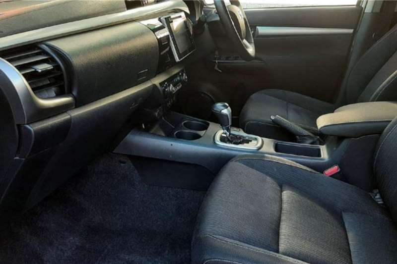 Used 2016 Toyota Hilux Double Cab HILUX 2.8 GD 6 RAIDER 4X4 A/T P/U D/C