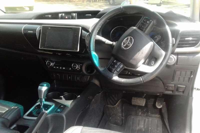 Used 2018 Toyota Hilux Double Cab HILUX 2.8 GD 6 RAIDER 4X4 A/T P/U D/C