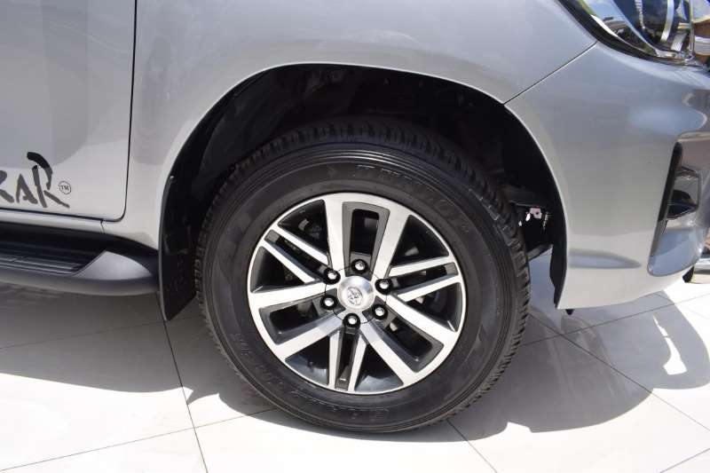 Toyota Hilux double cab HILUX 2.8 GD-6 RAIDER 4X4 A/T P/U D/C 2019