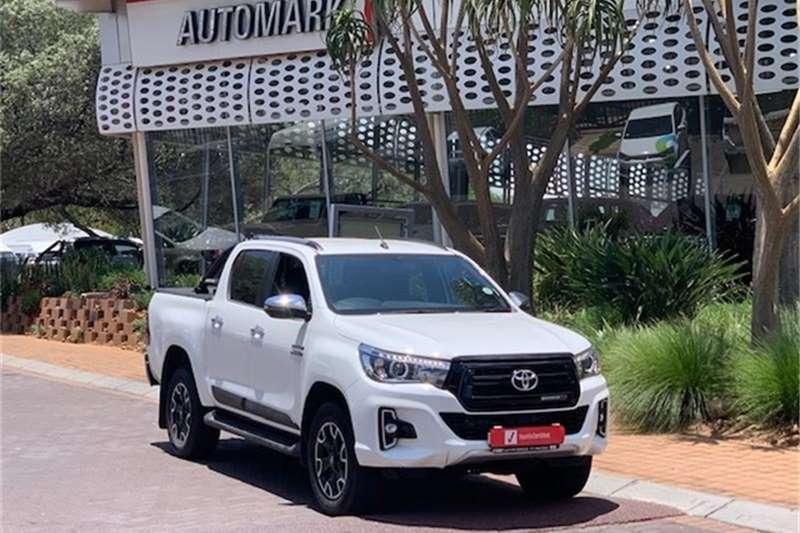 Toyota Hilux Double Cab HILUX 2.8 GD 6 RAIDER 4X4 A/T P/U D/C 2019