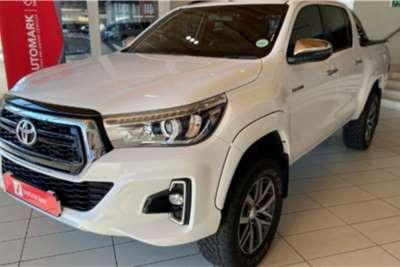 Used 2019 Toyota Hilux Double Cab HILUX 2.8 GD 6 RAIDER 4X4 A/T P/U D/C