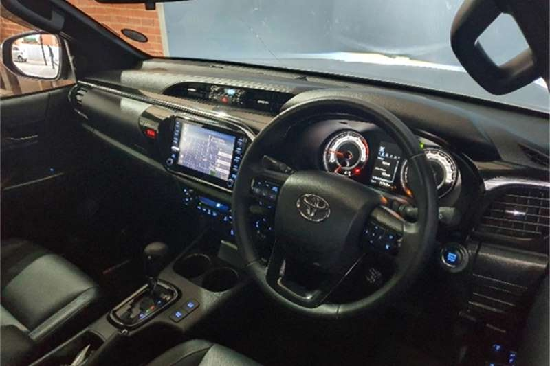 2019 Toyota Hilux double cab HILUX 2.8 GD-6 RAIDER 4X4 A/T P/U D/C