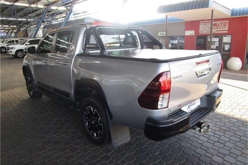 Used 2020 Toyota Hilux Double Cab HILUX 2.8 GD 6 RAIDER 4X4 A/T P/U D/C