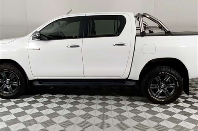 2020 Toyota Hilux double cab HILUX 2.8 GD-6 RAIDER 4X4 A/T P/U D/C